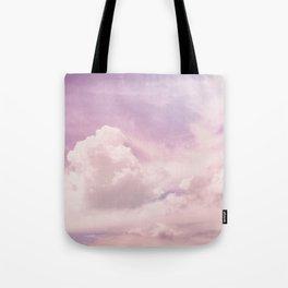 Lavender Sky Tote Bag