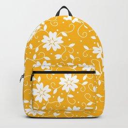 Five Petals Flowers 11 Backpack