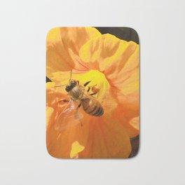 Pollination #1 Bath Mat