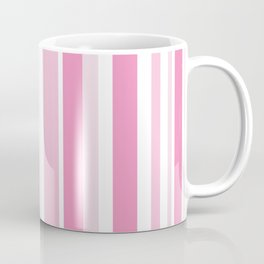 Pink Stripes Coffee Mug