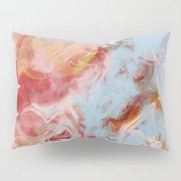 agate art Pillow Sham