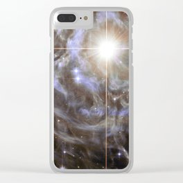 RS Puppis, Cepheid variable star Clear iPhone Case