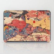 Release color iPad Case