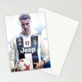 Cristiano Ronaldo To Juventus Stationery Cards