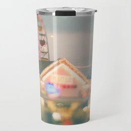 ferris wheel. Let's Be Kids Again Travel Mug