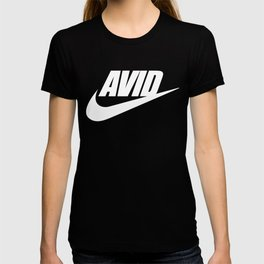 Avid Swoosh - Dark T-shirt