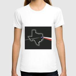 Dark Side of Texas T-shirt