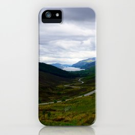 Loch Maree - Scotland iPhone Case