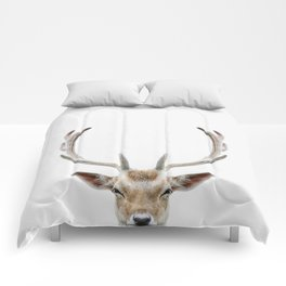 Deer Head Comforters