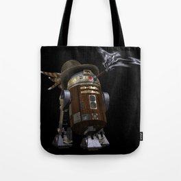 Steampunk Sci-Fi  Tote Bag