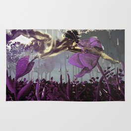 PURPLE DIVE Rug