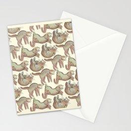 Flying Kitten Wallpaper Stationery Cards