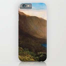 Mount Lafayette - Franconia Notch, New Hampshire by Thomas Hill iPhone Case