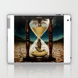 Sands of Time ... Memento Mori Laptop & iPad Skin