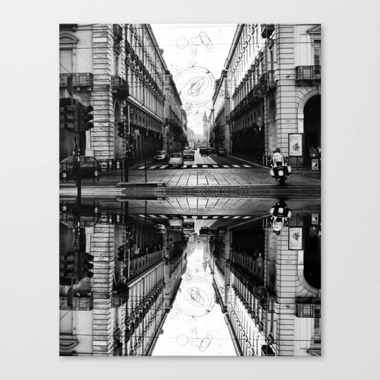 Torino UNDERWORLD Canvas Print