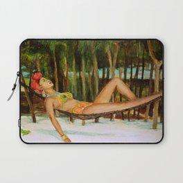 MBUDYA ISLAND, TANZANIA Laptop Sleeve
