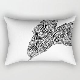 Flow 000 Rectangular Pillow