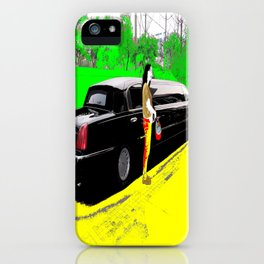 Limo iPhone Case