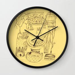 Signor James' Mistery Wall Clock