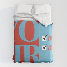 Election Time Comforters