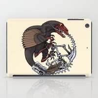 bouletcorp iPad Cases featuring Ouroboros by Bouletcorp