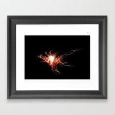 Fireworks2 Framed Art Print