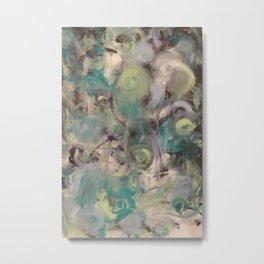 Swirlywirly Metal Print