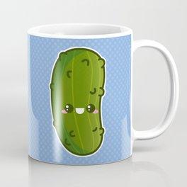 Kawaii Pickle Coffee Mug