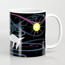 Astro Cat Coffee Mug