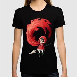 Red Cape T-shirt