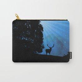 Moon & Deer - JUSTART © Carry-All Pouch