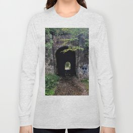 The Screaming Tunnel Long Sleeve T-shirt