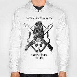 Spartans Never Die     Halo Hoody