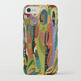 Solstice Queens iPhone Case