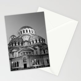 Alexander Nevsky Cathedral Church Stationery Cards