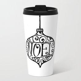 Noel Travel Mug