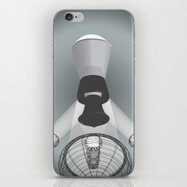 Light Illustration iPhone Skin