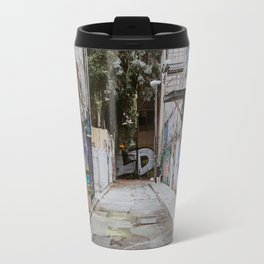 Graffiti Travel Mug
