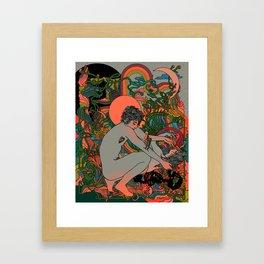 Spiritualized Framed Art Print