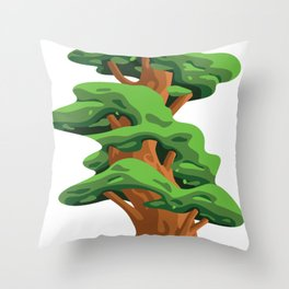 Unlocking Growth Throw Pillow