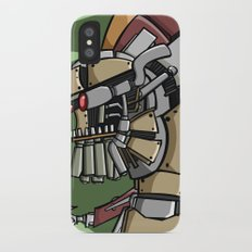 JunkBot Slim Case iPhone X