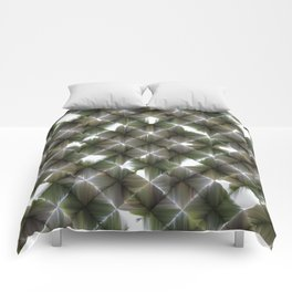 Palm Fronds Comforters