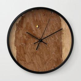 Paul Klee desert robbers Wall Clock