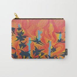 mariposas Carry-All Pouch