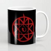 fullmetal Mugs featuring Alphonse by KanaHyde