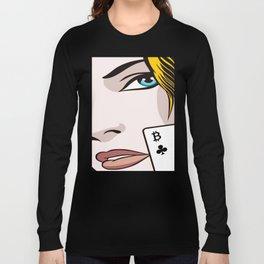 Bitcoin Club Long Sleeve T-shirt