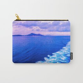Aegean sea Carry-All Pouch