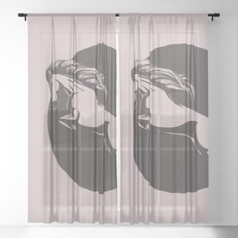 Ride On Sheer Curtain