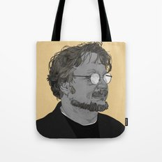 Guillermo del Toro Tote Bag