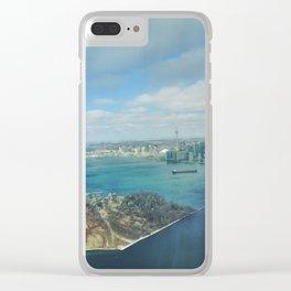 Toronto Island, 2014 Clear iPhone Case